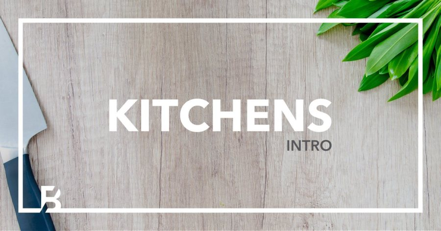 A Kitchen is a Living Space: Intro