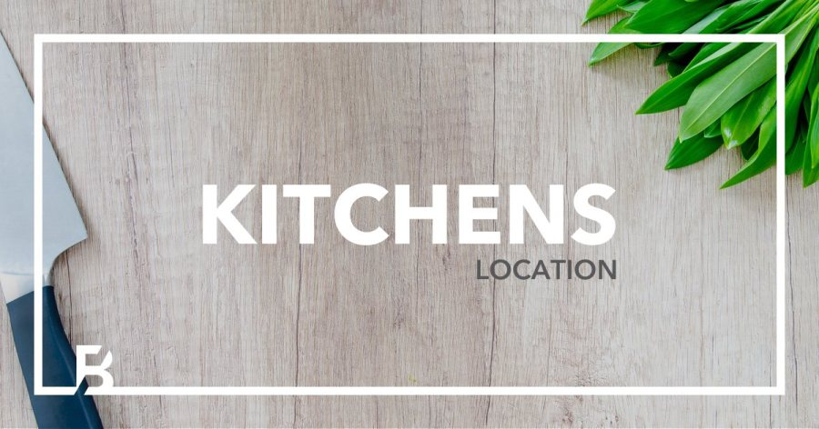 A Kitchen is a Living Space:Location
